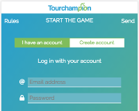 Tourchampion alleen nog via app